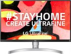 """Монітор 27"""" LG UltraFine 27UL650-W - зображення 1"""