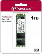 Transcend SSD MTE220S 1ТB M.2 PCIe Gen 3.0 3D NAND (TS1TMTE220S) - изображение 2