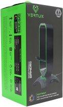 Держатель кабеля 3-в-1 Vertux Extent Black (extent.black) - изображение 5