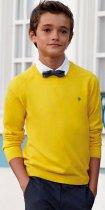 Джемпер Mayoral Boy 356-59 14A Жовтий (2900356059142) - зображення 4