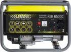 Генератор бензиновый Konner&Sohnen BASIC KSB 6500C - изображение 2
