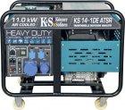 Генератор дизельный Konner&Sohnen KS 14-1DE ATSR - изображение 3