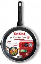 Сковорода Tefal Day by Day 24 см с крышкой (B5580SET) - изображение 6