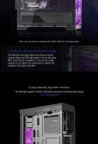 Корпус GameMax MoonLight FRGB Black - зображення 18