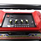 Акустическая система NNS чемодан комбик Bluetooth колонка усилитель с микрофоном Original Красная (1388) - изображение 3