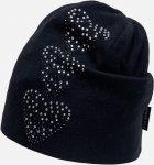 Демисезонная шапка David's Star 2121 50 см Черная (ROZ6400049518) - изображение 2