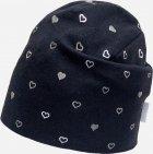 Демисезонная шапка David's Star 2126 52 см Черная (ROZ6400049530) - изображение 2