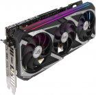 Asus PCI-Ex GeForce RTX 3060 ROG Strix Gaming 12GB GDDR6 (192bit) (2 x HDMI, 3 x DisplayPort) (ROG-STRIX-RTX3060-12G-GAMING) - зображення 6