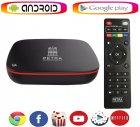 Смарт TV BOX с подпиской Popcorn Netflix Android приставка 4K Petra G4 + Ознакомительный Sweet.tv - изображение 6