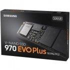 Накопитель SSD M.2 2280 500GB Samsung (MZ-V7S500BW) - изображение 7