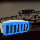 Портативная Bluetooth колонка NR2013 Blue NewRixing T-LA27842 - изображение 2