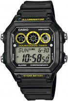 Чоловічі годинники Casio AE-1300WH-1AVEF - зображення 1