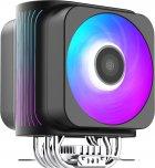 Кулер PcCooler GI-D66A Halo FRGB - изображение 1