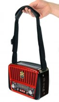 Ретро радиоприёмник RX-456 S USB/аккумулятор - изображение 1