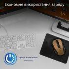 Мышь Promate Clix-7 Wireless Black/Gold (clix-7.gold) - изображение 4