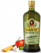 Оливкова олія Olio Dante Extra Virgin Il Mediterraneo 1 л (18033576193691_8033576193694_8033576194882) - зображення 2