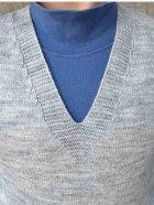 Жилет Прованс 13030 110-116 см Серый (4823093414303) - изображение 3