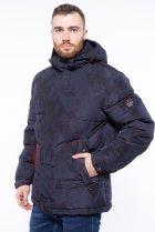 Куртка однотонная Time of Style 191P98854 M Чернильный - изображение 4