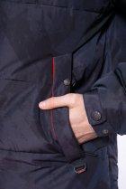 Куртка однотонная Time of Style 191P98854 M Чернильный - изображение 6
