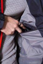 Куртка однотонная Time of Style 191P98854 M Чернильный - изображение 7