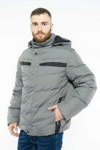 Куртка Time of Style 157P131104 56 Серо-черный - изображение 4