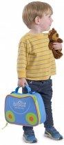 Сумка-рюкзак для сендвічів Trunki 3.5 л Блакитна із салатовими вставками (0288-GB01) - зображення 6