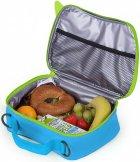 Сумка-рюкзак для сендвічів Trunki 3.5 л Блакитна із салатовими вставками (0288-GB01) - зображення 7