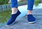 Мокасины Desun 36 23,5 см синий - изображение 3