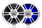 """Морські коаксильные колонки Fusion серії Signature SG-FL88SPW 8.8"""" 330 Вт, з LED-підсвічуванням, білі - зображення 1"""
