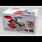 Электромясорубка с насадками Wimpex WX-3074 2000 Вт Белый - изображение 5