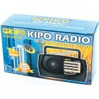 Радиоприемник KIPO KB 308AC Черный - изображение 2
