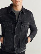 Куртка чоловіча джинсова DALLAS JEANS Розмір: XL-стрейчева - зображення 3