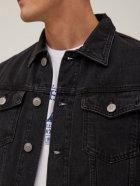 Куртка чоловіча джинсова DALLAS JEANS Розмір: XL-стрейчева - зображення 4