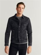 Куртка чоловіча джинсова DALLAS JEANS Розмір: XL-стрейчева - зображення 5