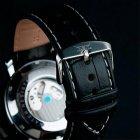 Чоловічі годинники Jaragar Silver Star - зображення 4