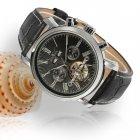 Чоловічі годинники Jaragar Silver Star - зображення 8