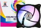 Кулер Cooling Baby 12025HBRGB Rainbow Spectrum - зображення 3