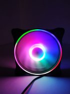 Кулер Cooling Baby 12025HBRGB Rainbow Spectrum - зображення 5