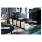 Ящик для зберігання IKEA BULLIG 32x35x33 см бамбук 302.648.86 - зображення 1