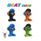 Портативная Bluetooth-колонка IDance Beat Dude 10W Оранжевая (BD10OR) - изображение 3