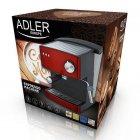 Кавоварка Adler AD 4404 red 15 Bar - зображення 5