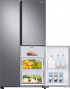 Многодверный холодильник SAMSUNG RS63R5591SL/UA - изображение 5