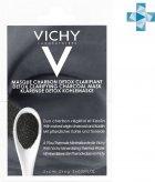 Маска-детокс Vichy с углем и каолином для глубокого очищения кожи лица 2х6 мл (3337875588768) - изображение 1