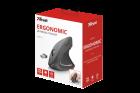 Эргономичная вертикальная беспроводная мышь Trust Verto Wireless Ergonomic Mouse(22879) - изображение 10