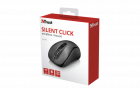 Бесшумная мышь Trust Siero Silent Click Wireless Mouse(23266) - изображение 6