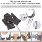 EMS ультразвуковой антицеллюлитный массажер для тела и лица 6в1 Doc-team Body омолаживающий, для похудения - изображение 8