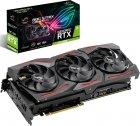 Asus PCI-Ex GeForce RTX 2070 Super ROG Strix OC 8GB GDDR6 (256bit) (1605/14000) (USB Type-C, 2 x HDMI, 2 x DisplayPort) (ROG-STRIX-RTX2070S-O8G-GAMING) - зображення 7