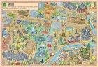 Міста України. Книга-подорож. 5+ 16 стр. 220х300 мм Ранок А901209У - изображение 2