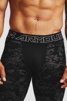 Мужские черные тайтсы UA Armour CG Print Leggings Under Armour MD 1360575-001 - изображение 5