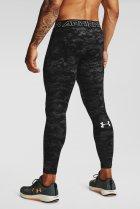 Мужские черные тайтсы UA Armour CG Print Leggings Under Armour SM 1360575-001 - изображение 3